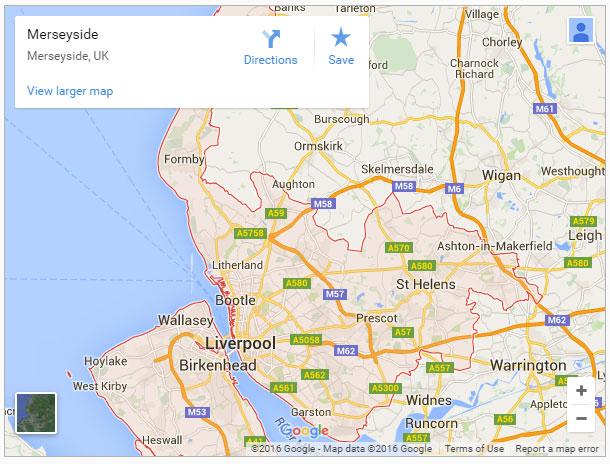 Map-of-Merseyside-England