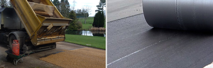 Surface Dressing Contractor Merseyside