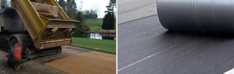 Surfacing Dressing Lincolnshire
